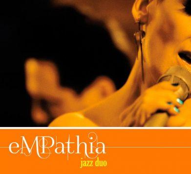 capa cd eMPathia Jazz Duo